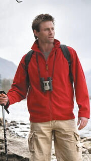 High Grade Micro Fleece Horizon Jacket