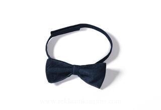 Denim Bow-Tie