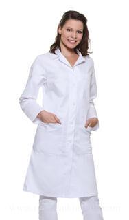 Cotton Workcoat Basic Women