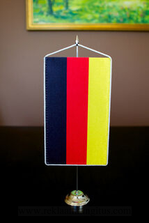 National table flag 24x15cm