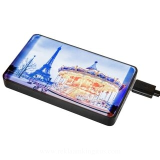 LED power bank 4000 mAh