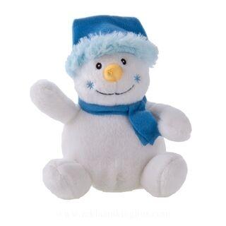 Pehme mänguasi lumememm