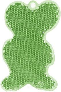 Helkur hiir 43x68mm roheline