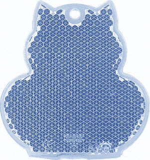 Helkur kass 57x59mm sinine